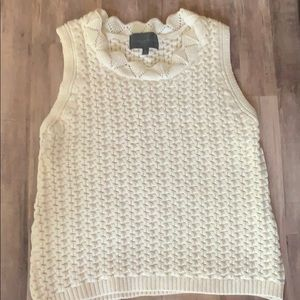 Sunday in Brooklyn (Anthropology) Tank S